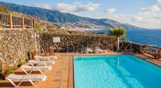 Touristenkomplex auf La Palma