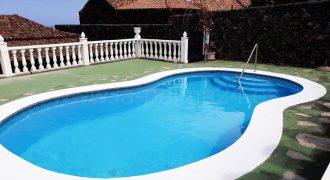 Haus mit Pool in Lodero, Villa de Mazo