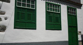 Casa típica canaria restaurada