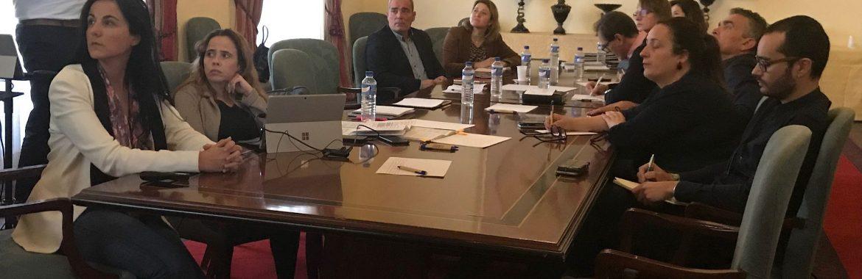 Abordan posibilidades de desarrollo del Plan de Ordenación de La Palma