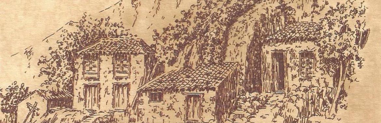 El emblemático caserío de la Hacienda del Cura