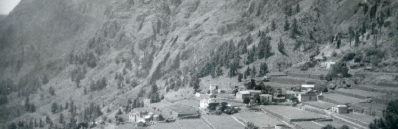 El último caserío de La Caldera