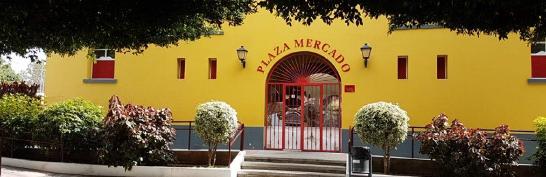 El Ayuntamiento de Los Llanos avanza en la remodelación del Mercado Municipal
