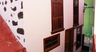 Casa canaria en Tazacorte.