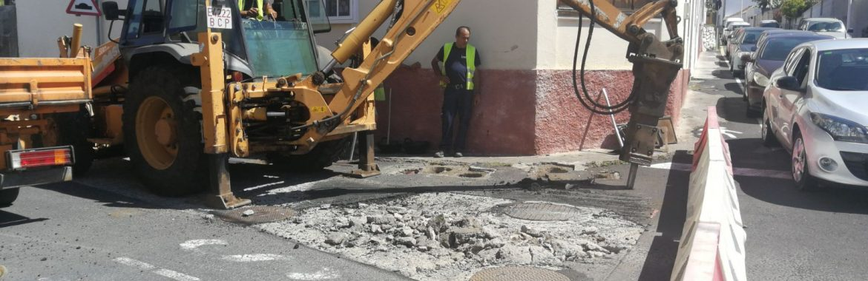 El Ayuntamiento de Los Llanos invierte más de 165.000 euros en el acondicionamiento del Camino Callao