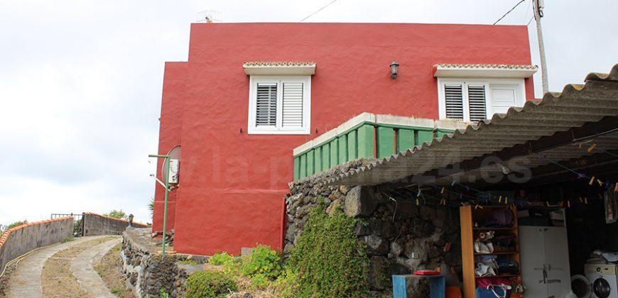 Casa vista al mar en Villa de Mazo