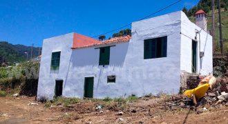 Casa para reformar en Puntallana
