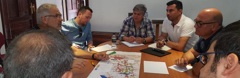 El Ayuntamiento de Los Llanos avanza en la tramitación del Plan General de Ordenación