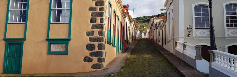 Casco histórico de Santo Domingo de Garafía