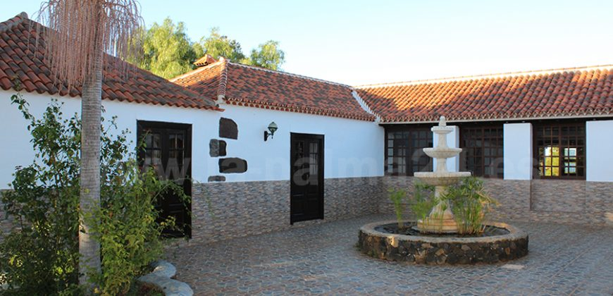 Chalet en Puntagorda