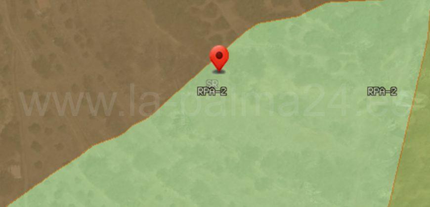 Edificable en Tijarafe