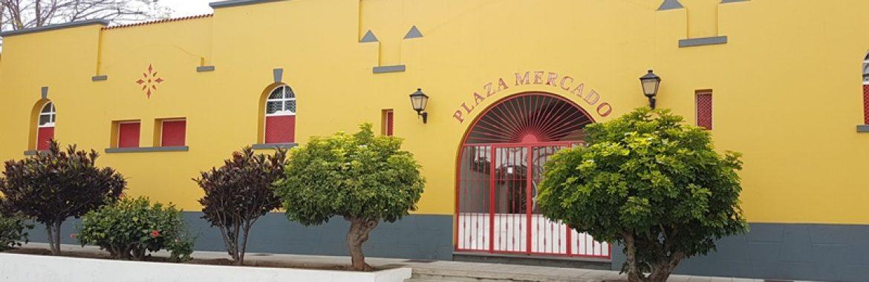 Proyecto de remodelación del Mercado Municipal