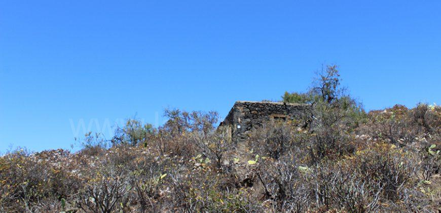 Terreno en Tijarafe