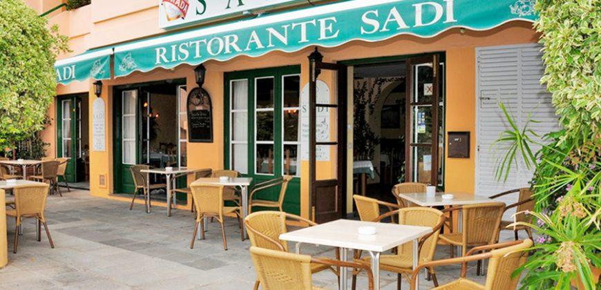 Restaurante en La Palma