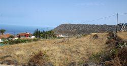 Parcela en Tijarafe