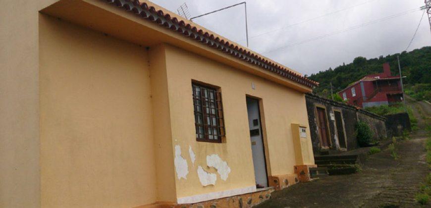 Dos casas y varios pajeros en Barlovento