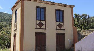 Casa de estilo colonial en Garafía
