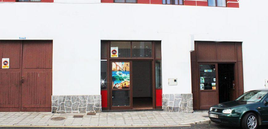Local comercial en zona céntrica de Tazacorte