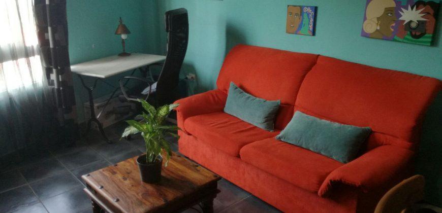 Apartamento con piscina en Tazacorte