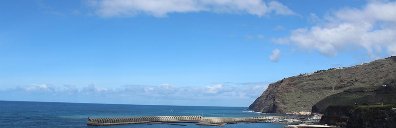 Tazacorte confía en ampliar el Puerto para atraer cruceros