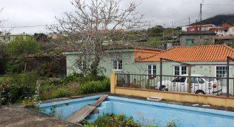 Vivienda con piscina y huerto en Breña Alta