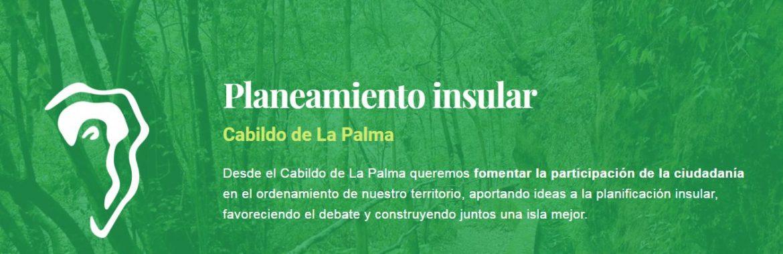 Planes que definen el desarrollo de La Palma