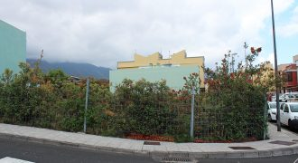 Parcela urbana Breña Baja