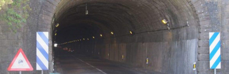 Licitan las obras para mejorar la seguridad vial en el túnel viejo de La Cumbre