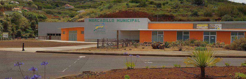 El Cabildo licita las obras de urbanización del entorno del mercadillo municipal de Puntallana con cargo al Fdcan