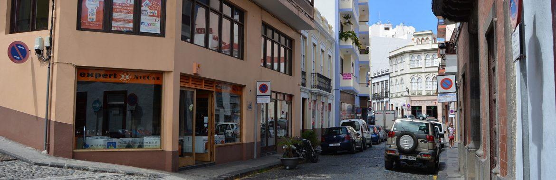 Sacan a licitación obras de urbanización en C/ Anselmo Pérez de Brito, en Santa Cruz