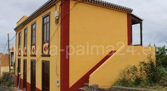 Casa canaria en San Andrés