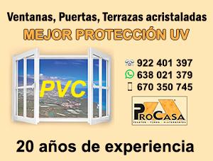 PROCASA Canarias, La Palma