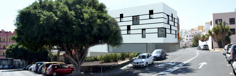 Nueva sede para la Escuela Insular de Música en Santa Cruz de La Palma
