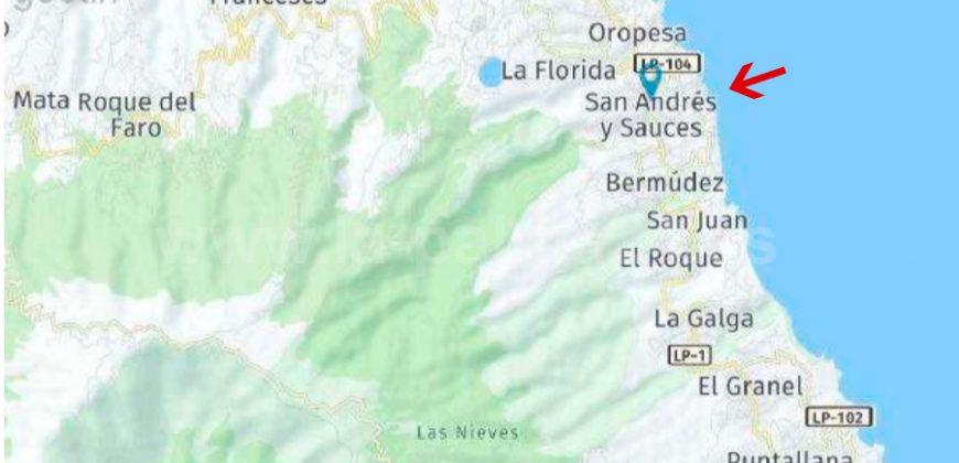 Edificable en San Andrés y Sauces