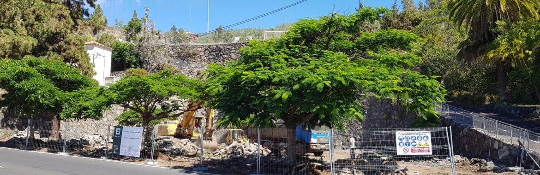 El Cabildo y el Ayuntamiento de Tijarafe comienzan las obras de un nuevo espacio multifuncional