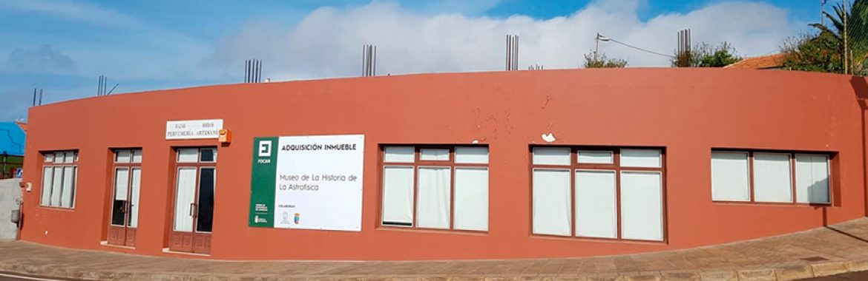 Nuevo Museo de Historia de la Astronomía en La Palma