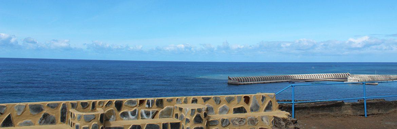 Paseo del Litoral del Puerto de Tazacorte