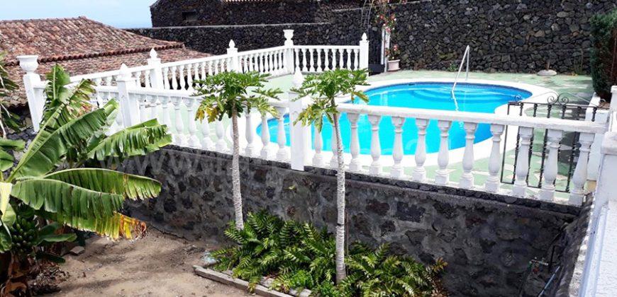 Vivienda con piscina