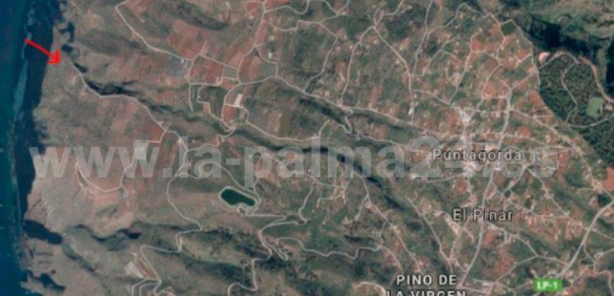 ID 7116 Edificable turístico Puntagorda